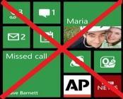 动态瓷砖的终结?Windows Phone 9将会使用全新界面