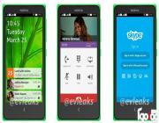 疑似诺基亚Android操作系统用户界面再曝光