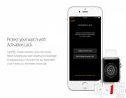 再也不怕被盗 Apple Watch迎来激活锁