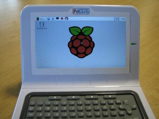 仅需99美元 树莓派笔记本电脑众筹亮相