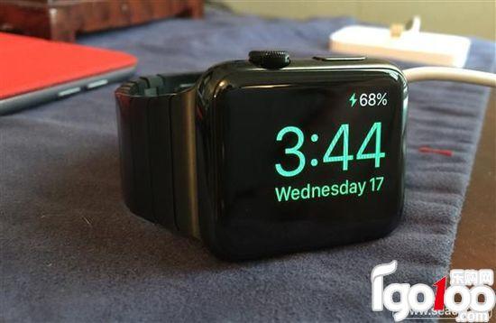 二代苹果表或加入前置摄像头 电池君在哭泣