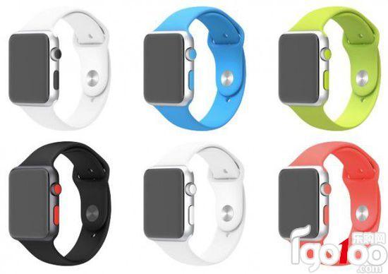 苹果智能手表数字表冠和侧面按钮贴纸问世