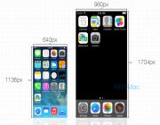 iphone 6什么时候上市?今天带你先看下iphone 6的分辨率